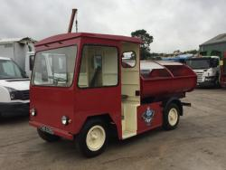 1978 Smith's Cabac 75 Electric Dustcart