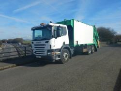 2010 26T Scania P285, Incomol, trade lift