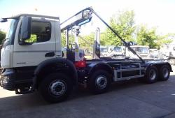 BRAND NEW Euro 6 2018 Mercedes Arocs 3240, Boughton Hooklift
