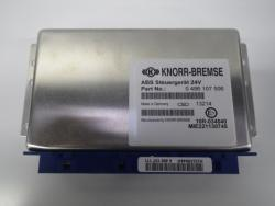 New Knorr Bremse Electronic Control Unit (ECU)