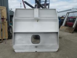 McNeilus Front End Loader Canopy
