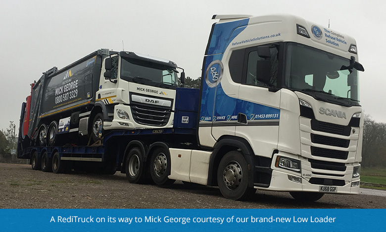 Mick George Expands Trade Waste Service