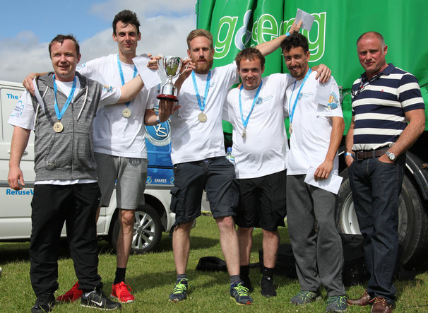 National Refuse Championships Confirmed For 2018