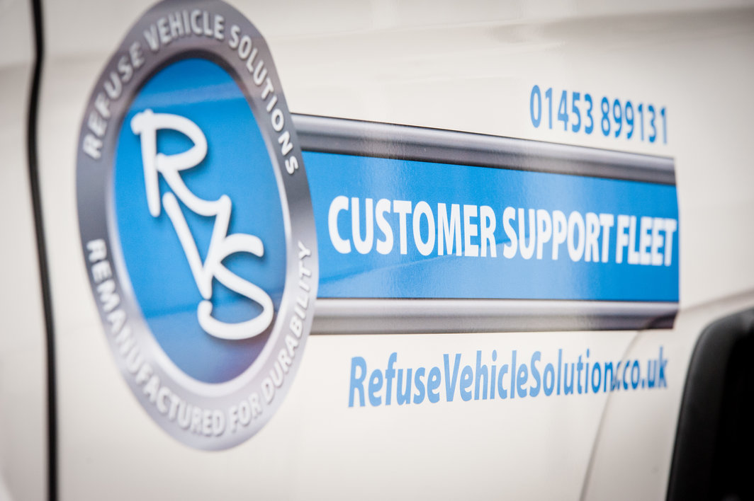 RVS Presents RediTruck and New Hire Service At Redbridge