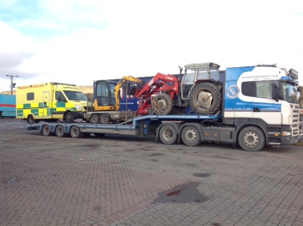 International Low Loader Service