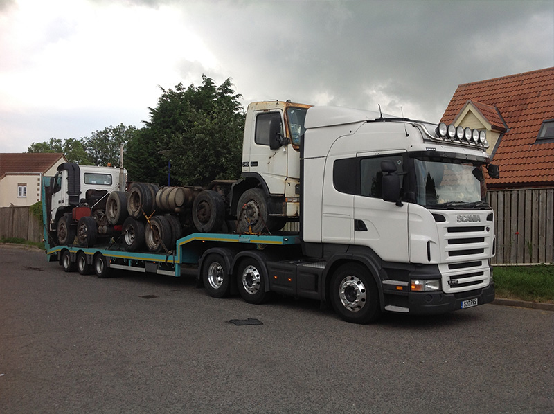 Nationwide Low Loader Service