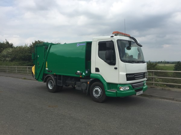 Quality Used Daf NTM Supplied To McCarthy Marland
