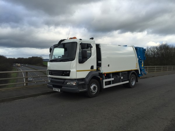 Quality Used Daf NTM Supplied to FCS Cleaning