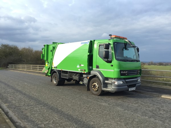 Quality Used Daf NTM Supplied to Serco Derbyshire Dales