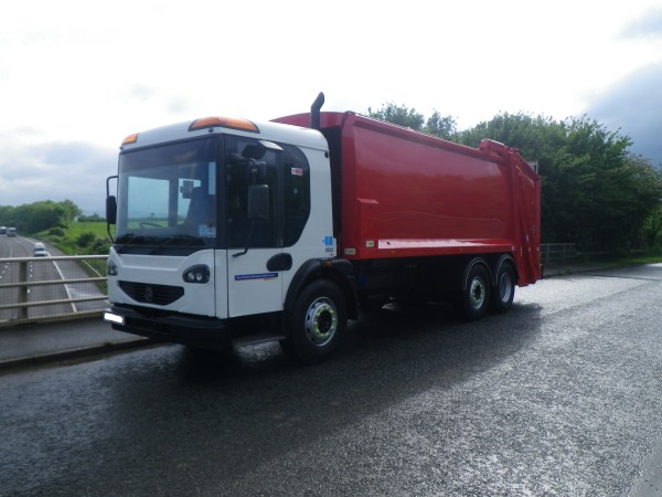 Remanufactured Body Supplied to Bradford Metropolitan District Council