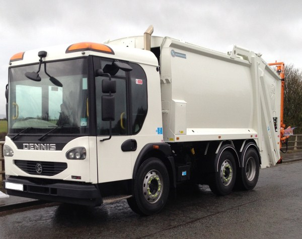 Supplied to Able Waste Management