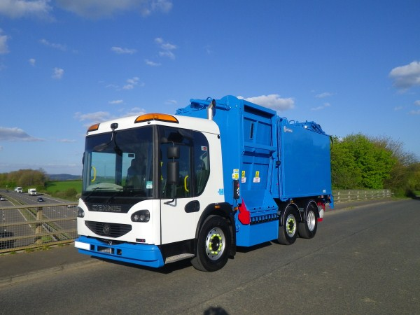 Supplied to Binn Waste Management