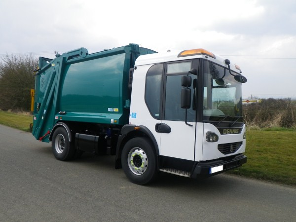 Supplied to Ceredigion Waste Services