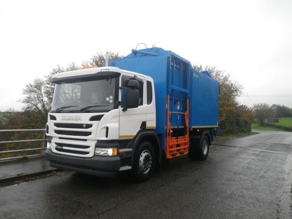 Supplied to Devon Contract Waste