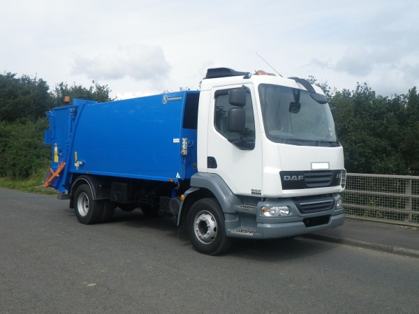 Supplied to Devon Contract Waste Limited