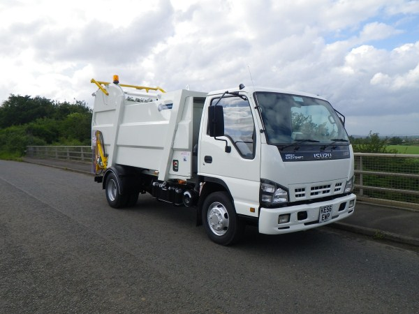 Supplied to Pakawaste Municipal Hire
