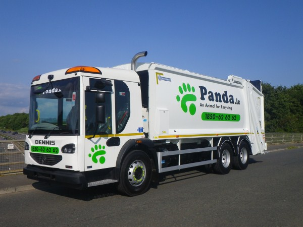 Supplied to Panda Waste
