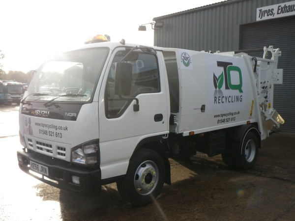 Supplied to TQ Recycling