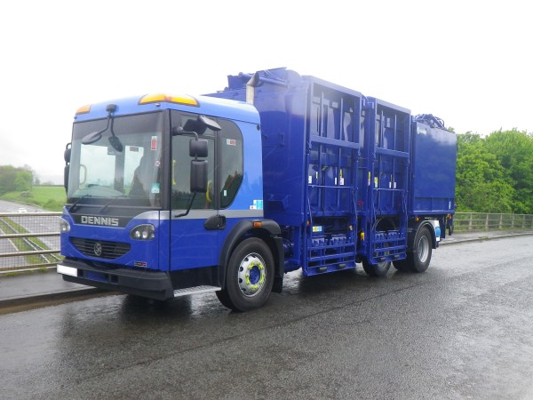 Supplied to Thamesdown Recycling
