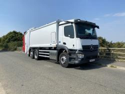 BRAND NEW 2020 Euro 6 Mercedes Actros, Dennis Eagle Olympus, with Beta 2 Trade Binlift
