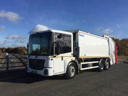 BRAND NEW 2019 Euro 6 Mercedes Econic 2630, Dennis Eagle Olympus, with Beta 2 Trade Binlift