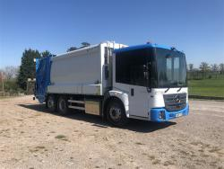 BRAND NEW Mercedes Econic, Dennis Olympus with Terberg Omnidel