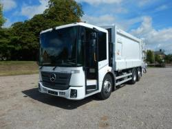 Brand New Euro 6 2019 Mercedes Econic, Hillend Powerlink with Trade Bin Lift