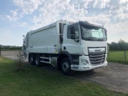 Brand New  2019 Euro 6 DAF, Hillend Powerlink with Hillend UTL Trade Bin Lift