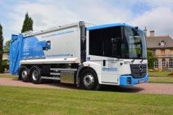 Domestic Refuse Collection Vehicles