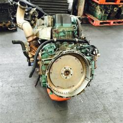 Euro 4 2007 Volvo D7E Engine