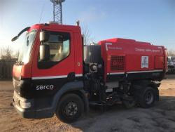 Euro 5 2013 7.5T Scarab, Merlin Sweeper