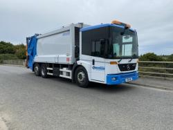 Euro 5, 26T, Mercedes Econic, Powerlink, Zoeller Trade
