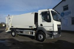 Euro 6, 15T, DAF, LF45 220, NTM STD, Trade lift
