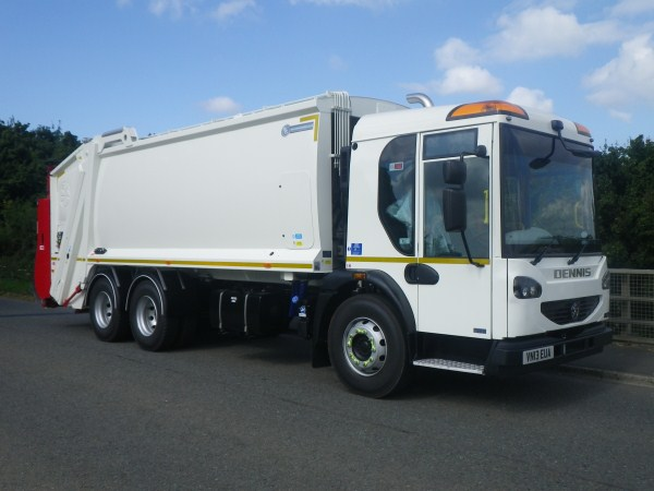 Able Waste Management Chooses RVS For Fleet Expansion